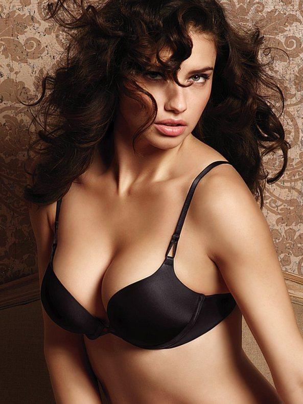 Adriana Lima Hot Bra