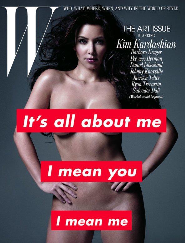 Kim Kardashian Nude Moments 01